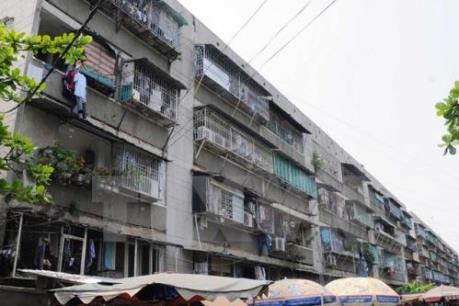 Trao quyền cho UBND quận công nhận chủ đầu tư trong cải tạo chung cư cũ