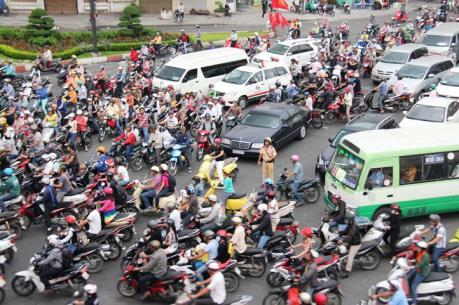 Chuyên gia đề xuất giải pháp giảm ùn tắc giao thông