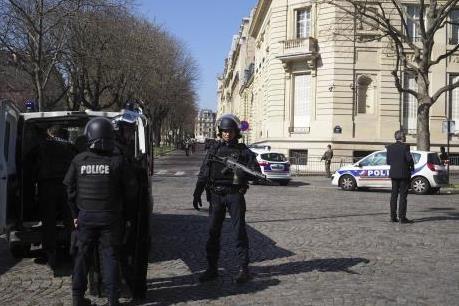 Đã xác định nguồn gốc bom thư nổ ở văn phòng IMF tại Pháp