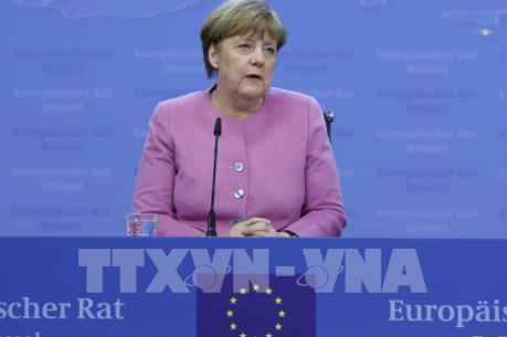 Thủ tướng Đức sẽ thăm Nga trong tháng 5 tới