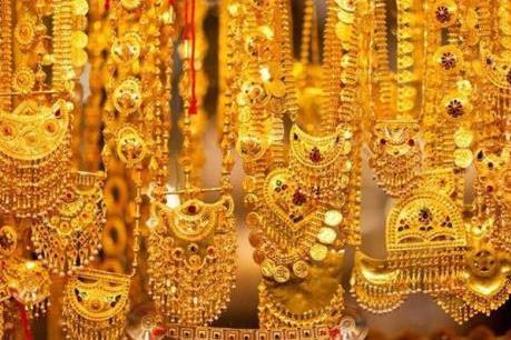 Giá vàng thế giới rời khỏi mức cao nhất trong 10 tháng