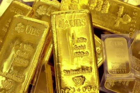 Giá vàng hôm nay 26/10 tăng trở lại