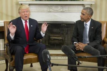 Anh bác thông tin cáo buộc nghe lén điện thoại của Tổng thống Mỹ