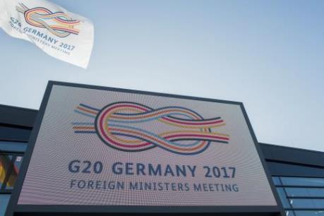 G20 bất đồng về thương mại toàn cầu