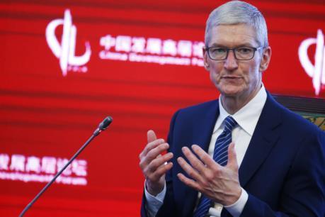 """Trung Quốc tiếp tục """"hấp dẫn"""" Apple mở rộng đầu tư và phát triển"""