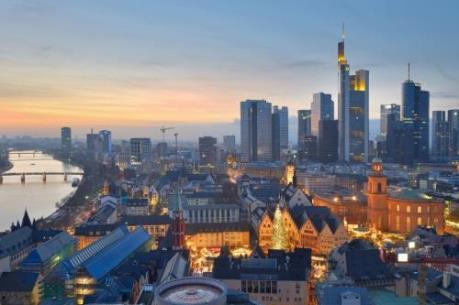 Frankfurt dẫn đầu cuộc đua giành vị trí trung tâm tài chính châu Âu