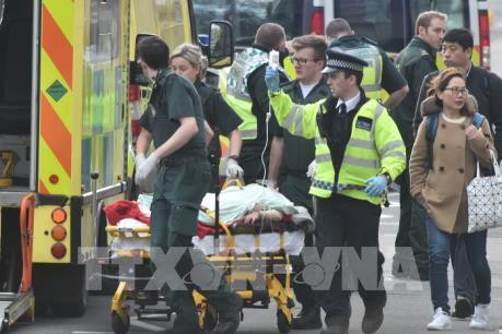 Vụ tấn công bên ngoài tòa nhà Quốc hội Anh: Có dấu hiệu của khủng bố Hồi giáo