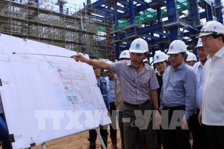 Phó Thủ tướng chỉ đạo đẩy nhanh tiến độ dự án Nhiệt điện Long Phú 1