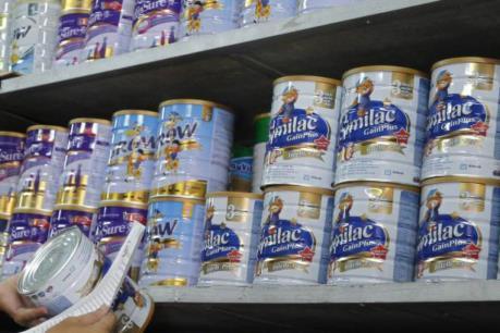 Giá sữa bột tại Singapore tăng gấp đôi