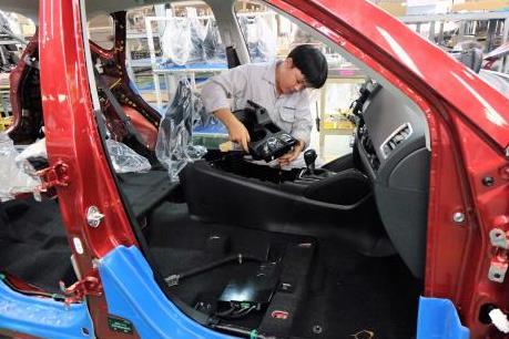 Thaco nâng tổng vốn đầu tư vào Khu kinh tế mở Chu Lai lên 6 tỷ USD