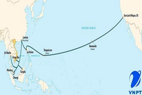 Đến 7/4, sự cố cáp quang biển AAG mới được sửa chữa xong