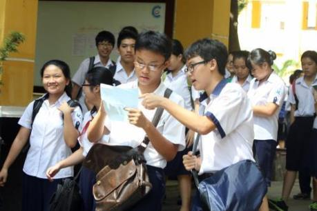 """Hơn 72.000 học sinh bắt đầu """"cuộc đua"""" vào lớp 10 công lập"""