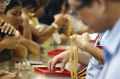Giá vàng trong nước sáng 3/7 tăng 1 triệu đồng/lượng