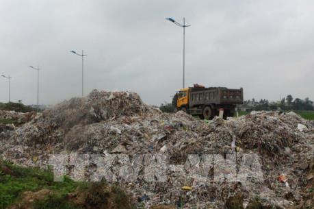 Xuất hiện tình trạng đổ trộm rác thải trên nhiều đại lộ ở TP. Thanh Hóa