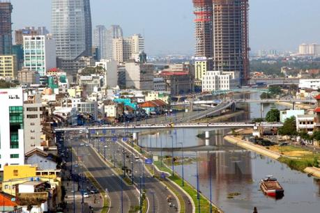 Kinh tế Tp. Hồ Chí Minh duy trì tốc độ tăng trưởng cao