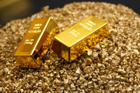 Vàng thế giới hướng đến quý giao dịch tốt nhất trong năm