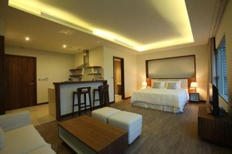 Vướng tính pháp lý, căn hộ khách sạn giảm hấp dẫn