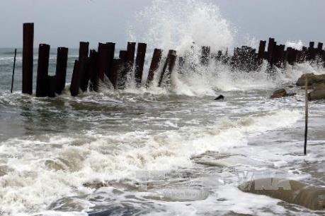Dự báo thời tiết hôm nay  3/4: Bắc Biển Đông có gió giật cấp 7-8