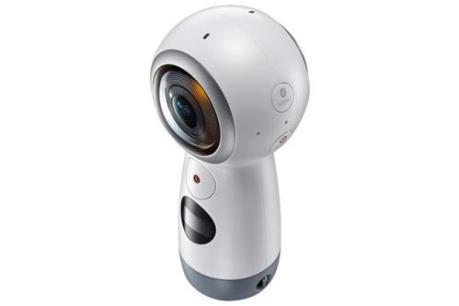 Gear 360 phiên bản mới có khả năng Livestream lên Facebook