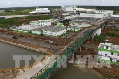 Công bố nguyên nhân ban đầu gây ô nhiễm môi trường quanh Nhà máy Giấy Lee&Man Việt Nam
