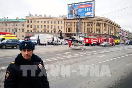 Tin mới: Tấn công trụ sở Cơ quan An ninh Liên bang Nga khiến 2 người thiệt mạng