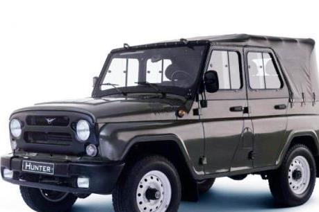 UAZ tại Việt Nam có thêm 4 phiên bản mới, giá từ 390 triệu đồng