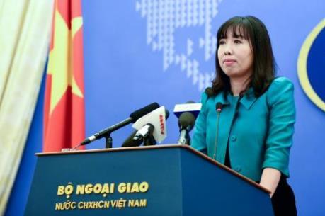 Hoạt động dầu khí của Việt Nam diễn ra tại khu vực biển hoàn toàn thuộc chủ quyền của VN