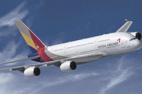 Asiana Airlines của Hàn Quốc tăng chuyến bay sang Nhật Bản và Đông Nam Á