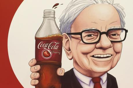 Tỷ phú Warren Buffett - gương mặt đại diện cho dòng sản phẩm Coca-Cola tại Trung Quốc