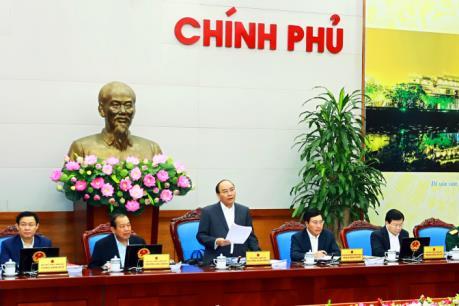 Thủ tướng chỉ đạo xây dựng kịch bản tăng trưởng kinh tế của các ngành