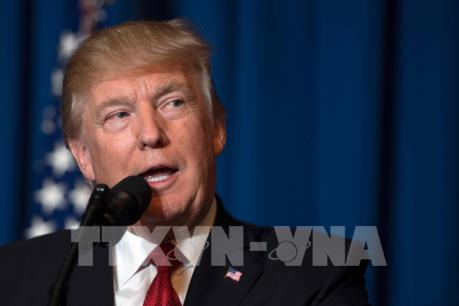 Mỹ không kích Syria: Tổng thống D.Trump cân nhắc các phương án quân sự