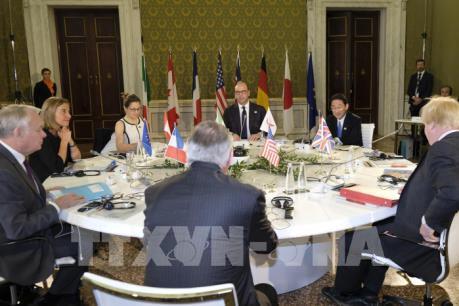 Hội nghị Bộ trưởng Tài chính G7 sẽ tránh tranh luận về vấn đề thương mại