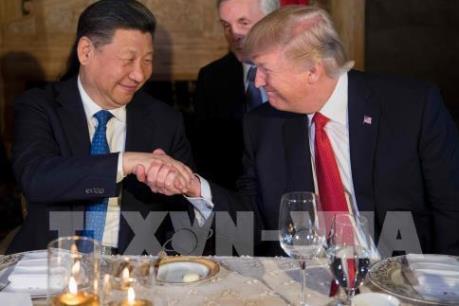 Chủ tịch Tập Cận Bình điện đàm với Tổng thống Trump về vấn đề Syria