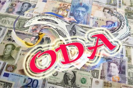 Viện trợ ODA tăng gần 9% trong năm 2016