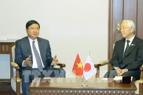 Tp.Hồ Chí Minh và tỉnh Hyogo hợp tác kinh tế