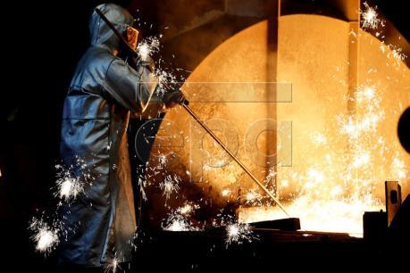 Ấn Độ sẽ trở thành nước sản xuất thép lớn thứ hai thế giới vào tài khóa 2019