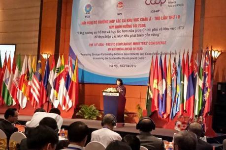 Phó Chủ tịch nước Đặng Thị Ngọc Thịnh: ICA-AP cần tự đổi mới để khẳng định vai trò cầu nối