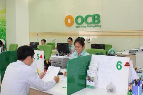 OCB đặt kế hoạch lợi nhuận trước thuế tăng hơn 60%