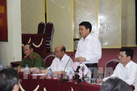 Sẽ thanh tra toàn diện vấn đề đất đai tại xã Đồng Tâm, huyện Mỹ Đức, Hà Nội