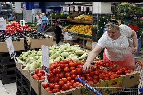 Ngành nông nghiệp Nga phát triển mạnh bất chấp các biện pháp trừng phạt từ EU và Mỹ