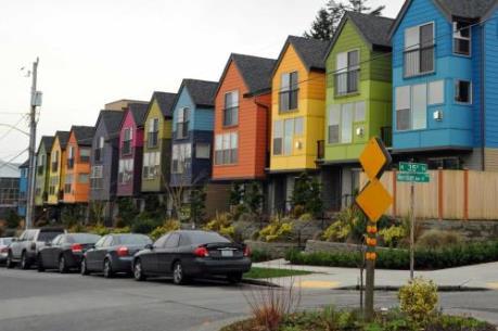 Doanh số bán nhà tại Mỹ đạt mức cao kỷ lục của 10 năm