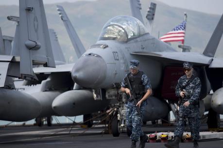 Chi tiêu quân sự của Mỹ cao hơn Nga gần 9 lần