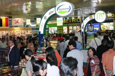Nhiều công nghệ mới được giới thiệu tại Triển lãm quốc tế Food & Hotel Vietnam 2017