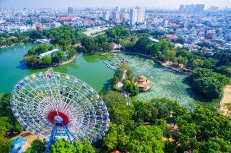 6 điểm vui chơi hấp dẫn tại Sài Gòn dịp Tết Dương lịch năm nay