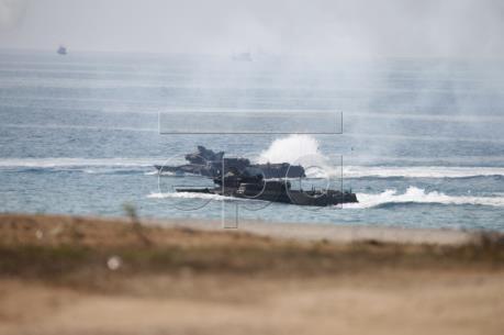 Nhật Bản và Mỹ tập trận chung phòng thủ tên lửa