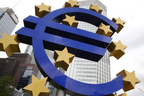 Eurozone: Thâm hụt ngân sách giảm xuống mức thấp nhất kể từ năm 2008