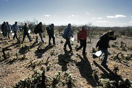 Mỹ công bố dự luật mới siết chặt nhập cư