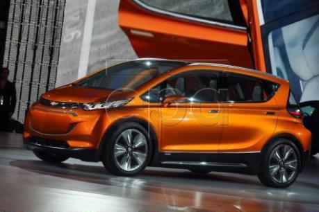 GM sẽ có thêm 10 mẫu xe điện tại thị trường Trung Quốc