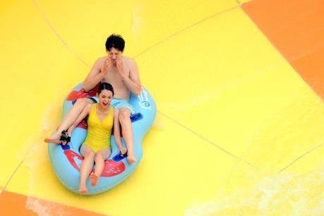 Có gì hot tại công viên nước hiện đại bậc nhất Đông Nam Á?