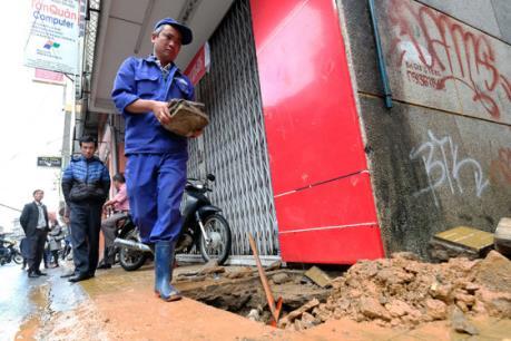 Nứt đất bất thường tại Đà Lạt: Truy tìm nguyên nhân